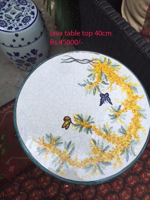 Butterfly Table top
